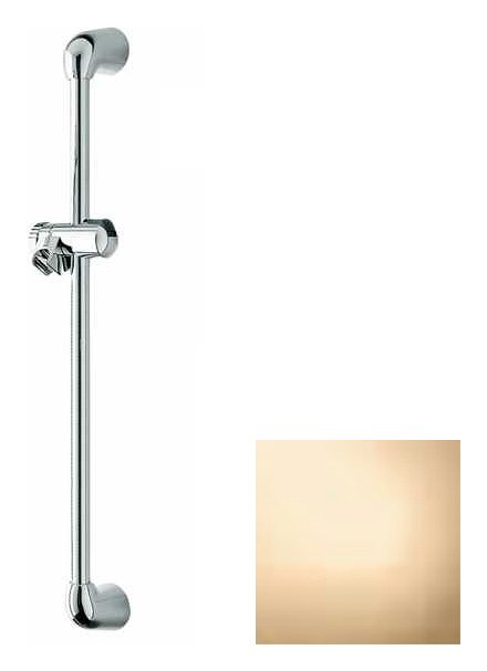Photos 1: Bossini D07000.021 Shower bar h 70 - gold without handshower