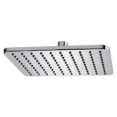 Bossini I00597.030 Ceiling shower head cm. 23x23 - chrome with joint Cosmo