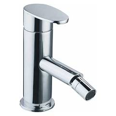 Bossini Z006401.030 - Oval Bidet mixer - chrome discharge 1