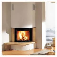 Caminetti Montegrappa Altea Sinistro Coating for fireplace mb r90 plus