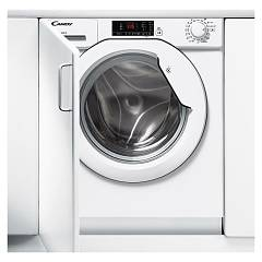 Candy Cbwm 712d-s Washing machine cm. 60 capacity 7 kg - white