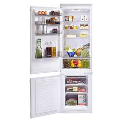 Candy Ckbbs 182 S Built-in refrigerator with freezer cm. 54 h. 185 - lt. 266