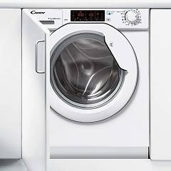 Candy Cbwds 8514th-s Washer dryer cm. 60 - washing 5 kg - drying 8 kg - white