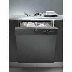 Candy Cdsm 2ds62x Built-in dishwasher cm. 60 - 16 partial integrated covers