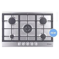 Candy Cpg 75 S Wgx Cooking top cm. 75 - inox