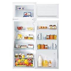Candy Cfbd 2650 E/1 Built-in refrigerator with freezer cm. 54 h. 158 - lt. 242