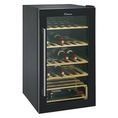 Candy Ccva200gl Wine cellar with free installation cm. 50 to 40 bottles