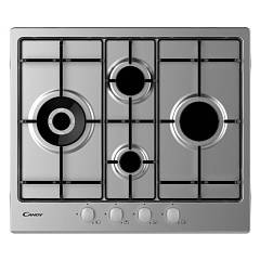 Candy Chw6d4wx Hob cm. 60 - inox Timeless