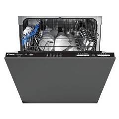 Candy Cdin1d360pb Built-in dishwasher 60 cm - 13 place settings - black front Brava
