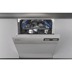 Candy Cdsn2d520px Partial integrated dishwasher 60 cm - 15 place settings Brava