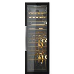 Candy Cwc 200 Eelw Wine cellar cm 49 h 146 - 82 bottles - black