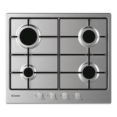Candy Cdoy6grx Gas hob cm. 60 - stainless steel