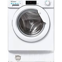 Candy Cbd485d1e1s Built-in washer dryer cm. 60 - washing 8 kg - drying 5 kg - white