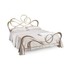 Cantori J Adore Double bed in iron