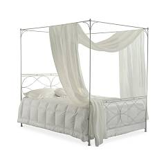 Cantori Raphael Double bed with iron wallet
