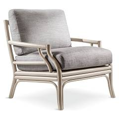 sale Cantori Bamboo Wood Armchair
