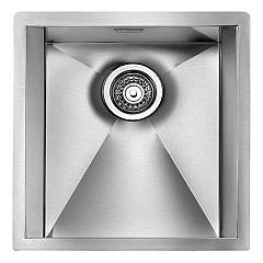 Cm Lavelli 015211 Undermount sink 45 x 45 cm 1 basin - satin stainless steel Focus