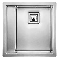 Cm Lavelli 015610 Dx Undermount sink 51 x 51 cm 1 right basin - brushed stainless steel Calypso