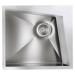 Cm Lavelli 012860 Sink slim cm. 55 x 50 - stainless steel - 1 bowl Space
