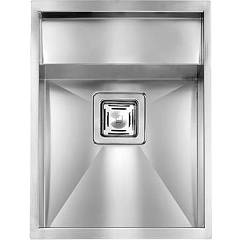 Cm Lavelli 012910 Slim sink cm. 45 x 50 - 1 bowl - satin stainless steel Ariel