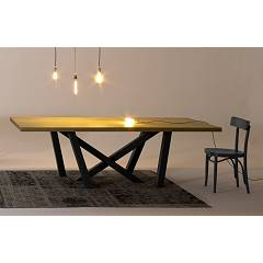 Colico Mood Fixed table l. 200 x 100