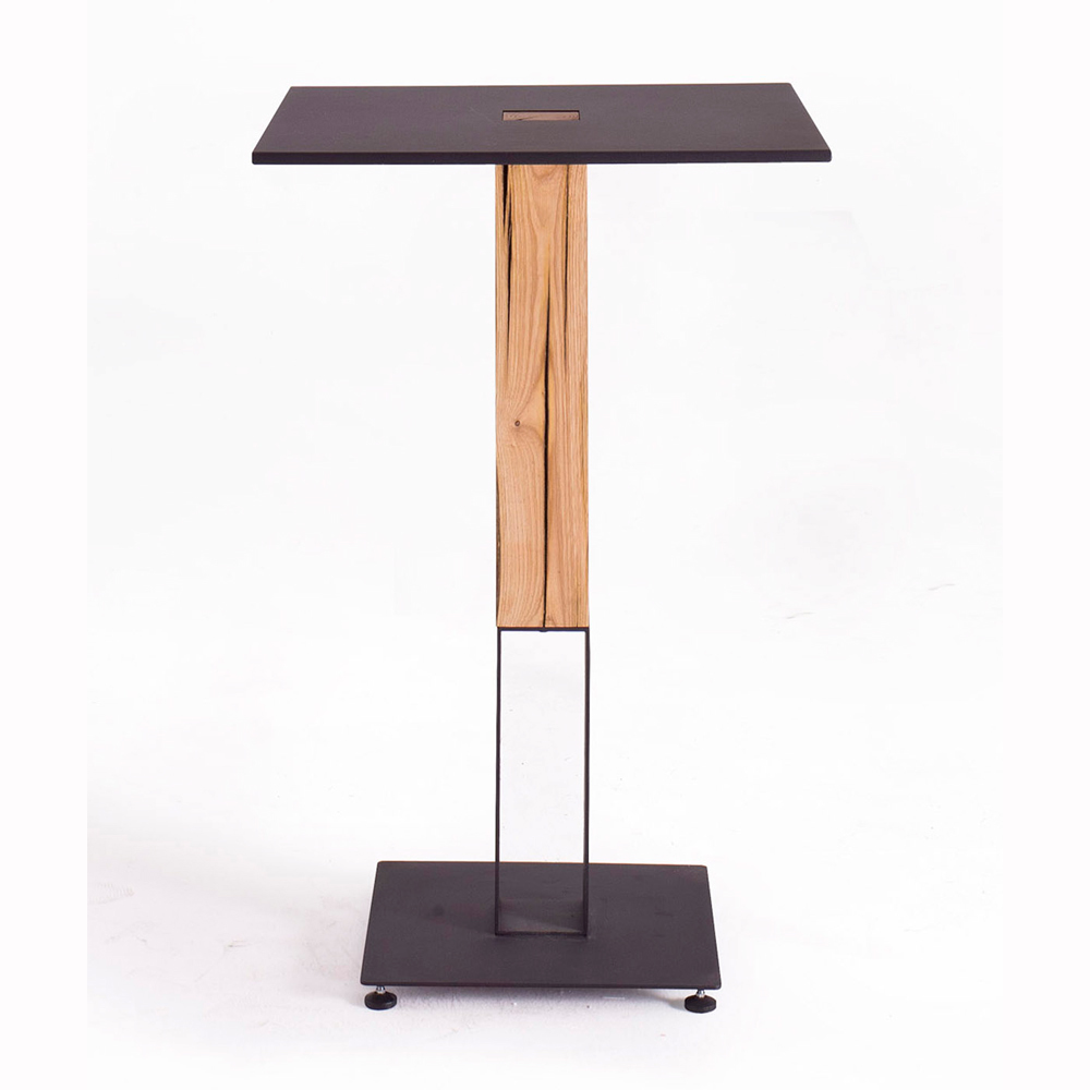 Photos 3: Colico Fixed high table l. 70 x 70 h 109 ACQUA ALTA