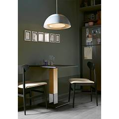Photos 4: Colico Fixed high table l. 70 x 70 h 109 ACQUA ALTA