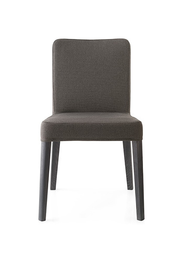 Photos 1: Connubia Calligaris ALBA CB/1964 Chair in wood and fabric