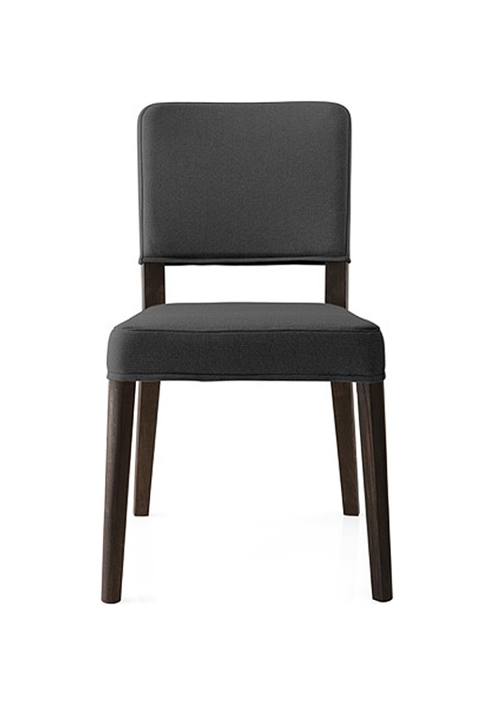 Photos 1: Connubia Calligaris AURORA CB/1693 Chair in wood and fabric