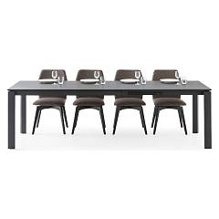 Photos 2: Connubia Calligaris EMINENCE FAST CB/4788-W 160 Extendible table l. 160 x 90