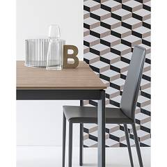 Photos 6: Connubia Calligaris EXCELLENCE CB/4784-M 120 L Extendible table l. 120 x 80