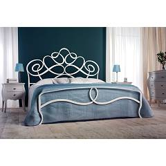 Cosatto Arabesco Double bed in iron