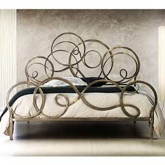 Cosatto Azzurra Double bed in iron