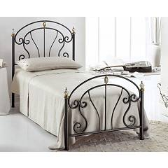 Cosatto Bolero Single bed in iron with container