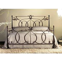 Cosatto Concerto Double bed in iron with container