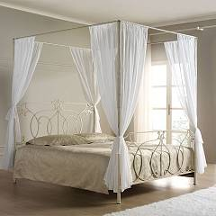 Cosatto Concerto Double bed with baldacchino