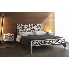 Cosatto Flower Double bed in iron