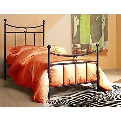 Cosatto Gabbiano Single bed in iron with container