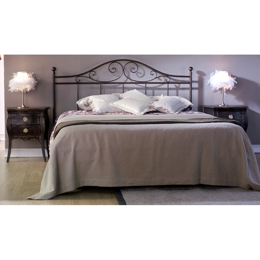 Photos 2: Cosatto Double bed in iron GIUSY