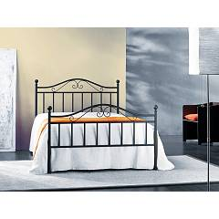Cosatto Giusy Bed a square and half in iron with container