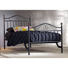 Cosatto Giulia Single bed in iron with container