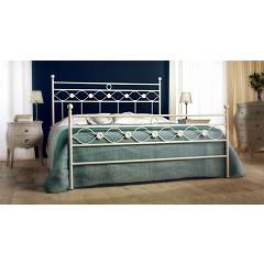 Cosatto Incanto Double bed in iron with container