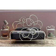 Cosatto Jazz Double bed in iron