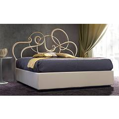 Cosatto Jazz Double bed in iron with container