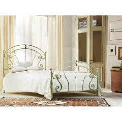 Cosatto Mistral Bed a square and half in iron with container
