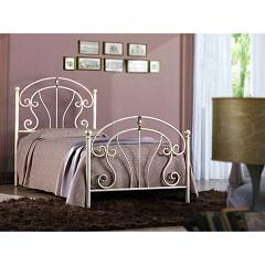Cosatto Mistral Single bed in iron with container