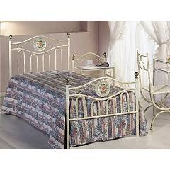 Cosatto Lavinia Single bed in iron with container