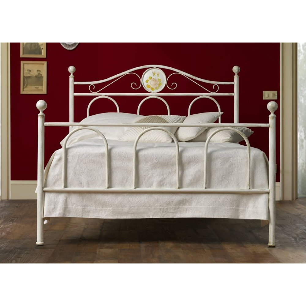 Photos 1: Cosatto Bed a square and half in iron LINA