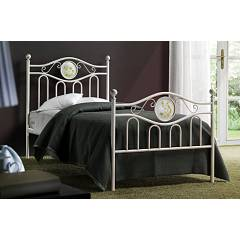 Cosatto Lina Single bed in iron with container