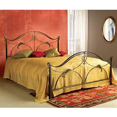 Cosatto Ottocento Double bed in iron with container
